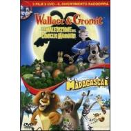 Wallace & Gromit - Madagascar (Cofanetto 2 dvd)