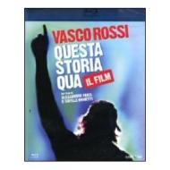 Vasco Rossi. Questa storia qua. Il film (Blu-ray)