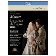 Wolfgang Amadeus Mozart. Le nozze di Figaro (2 Blu-ray)