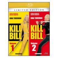 Kill Bill 1. Kill Bill 2. Limited Edition (Cofanetto 2 blu-ray)