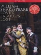William Shakespeare. Pene d'amor perdute