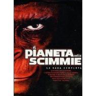 Il pianeta delle scimmie. La saga completa (Cofanetto 6 dvd)