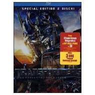 Transformers. La vendetta del caduto (2 Blu-ray)