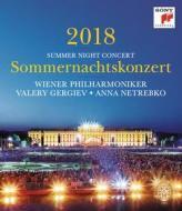 Sommernachtskonzert 2018 / Summer Night (Blu-ray)