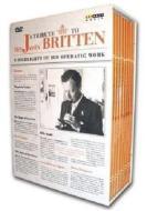 A Tribute to Benjamin Britten (Cofanetto 8 dvd)