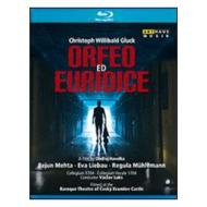 Christoph Willibald Gluck. Orfeo ed Euridice (Blu-ray)