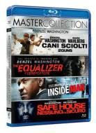 Denzel Washington. Master Collection (Cofanetto 4 blu-ray)