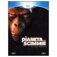 Il pianeta delle scimmie. La saga completa (Cofanetto 3 blu-ray)