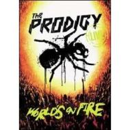 The Prodigy. Live. World's on Fire (Blu-ray)