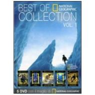 Best of National Geographic Collection. Vol.1 (5 Dvd)