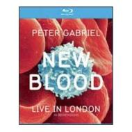 Peter Gabriel. New Blood. Live in London (Cofanetto blu-ray e dvd)