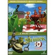 Zeta la formica - Shrek 3D (Cofanetto 2 dvd)