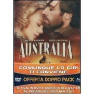 Australia (Cofanetto blu-ray e dvd)