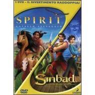 Spirit, cavallo selvaggio - Sinbad, la leggenda dei sette mari (Cofanetto 2 dvd)