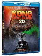 Kong: Skull Island (3D) (Blu-Ray 3D) (Blu-ray)