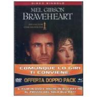 Braveheart (Cofanetto blu-ray e dvd)