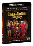 Cena Con Delitto (Blu-Ray 4K Ultra HD+Blu-Ray) (2 Blu-ray)