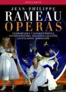 Jean-Philippe Rameau. Opere (Cofanetto 11 dvd)
