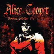 Alice Cooper - Broadcast Collection 1971-1995 (8 Cd)