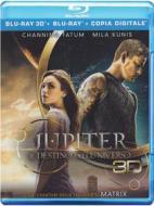 Jupiter. Il destino dell'universo 3D (Cofanetto 2 blu-ray)