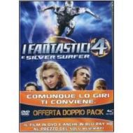 I fantastici 4 e Silver Surfer (Cofanetto blu-ray e dvd)