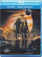 Jupiter. Il destino dell'universo (Blu-ray)