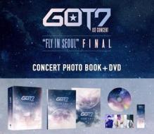 Got7 - St Concert Fly In Seoul Final (3 Dvd)