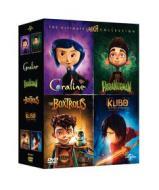 Laika Collection (4 Dvd)