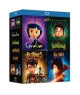 Laika Collection (4 Blu-Ray) (Blu-ray)