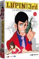 Lupin III - La Seconda Serie #01 (10 Dvd) (10 Dvd)
