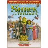 Shrek. La trilogia (Cofanetto 3 dvd)