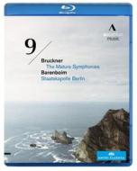 Anton Bruckner. Symphony No.9 (Blu-ray)