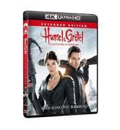 Hansel & Gretel - Cacciatori Di Streghe (Blu-Ray 4K Ultra HD+Blu-Ray) (Blu-ray)