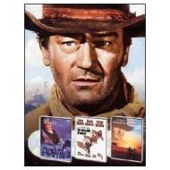 John Wayne. Western Collection (Cofanetto 3 dvd)