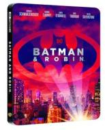 Batman & Robin Steelbook (4K Ultra Hd+Blu-Ray) (2 Blu-ray)