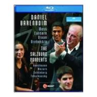 Daniel Barenboim and the West-Eastern Divan Orchestra. The Salzburg Concerts (Blu-ray)