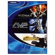 Hitman - Alien Vs. Predator - The Transporter (Cofanetto 3 blu-ray)
