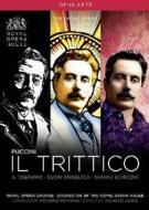 Giacomo Puccini. Il trittico: Il Tabarro, Suor Angelica,Gianni Schicchi (3 Dvd)
