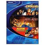 Eragon - Una notte al museo - Alvin Superstar (Cofanetto 3 blu-ray)