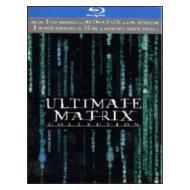 The Matrix. Ultimate Collection (Cofanetto blu-ray e dvd)