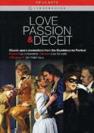 Love, Passion And Deceit (3 Dvd)