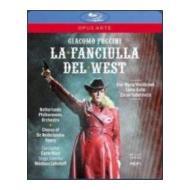 Giacomo Puccini. La Fanciulla del West (Blu-ray)
