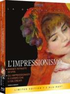Gli impressionisti (Cofanetto 2 blu-ray)