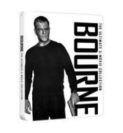 Bourne - Movie Collection (Ltd Steelbook) (5 Blu-Ray) (Blu-ray)