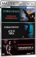 Arnold Schwarzenegger. Master Collection (Cofanetto 3 dvd)