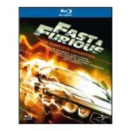 Fast & Furious Boxset (Cofanetto 10 blu-ray)