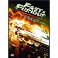 Fast & Furious Boxset (Cofanetto 5 dvd)