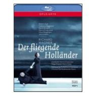 Richard Wagner. L'olandese volante. Der Fliegende Hollander (Blu-ray)