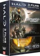 Halo - Forward Unto Dawn / Nightfall / The Fall Of Reach (3 Dvd)