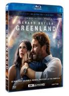 Greenland (4K Ultra Hd+Blu-Ray) (2 Blu-ray)